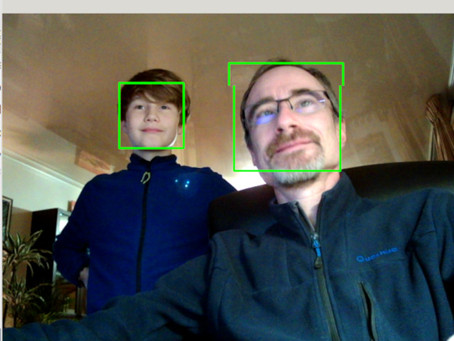 IA: détection de visage avec OpenCV