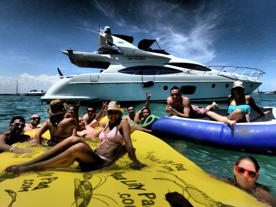 Supreme Bliss Boat Party