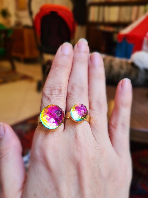 טבעת בדולח קטנה