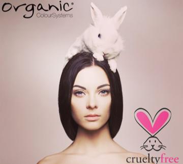 Organic Colour System Vegan & Cruelty Free