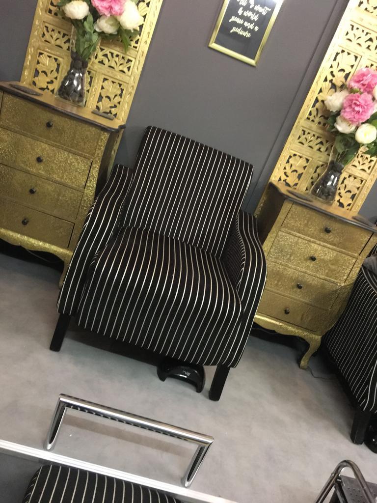 Relaxing Pedicure Room