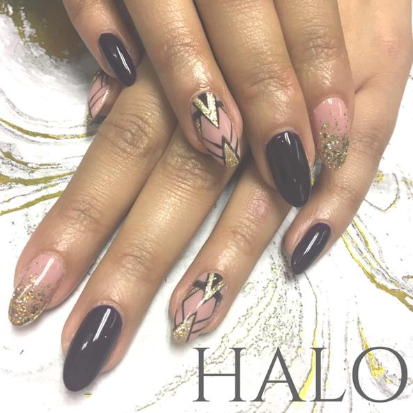 Nail Art and Gel