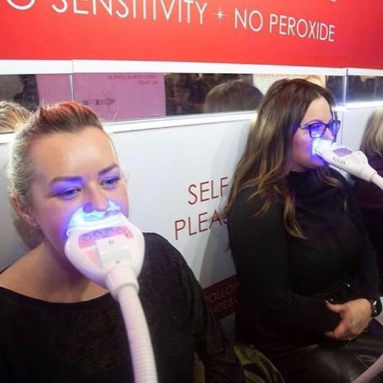 Salon Teeth Whitening