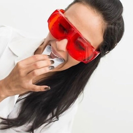 Self Serve Teeth Whitening Station
