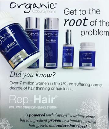 Organic Colour Systems Rep-Hair