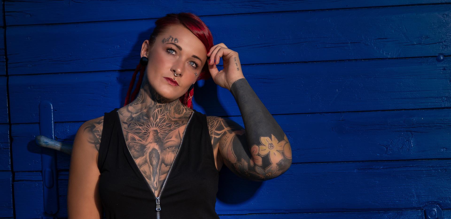 Model: Marietta in Wien