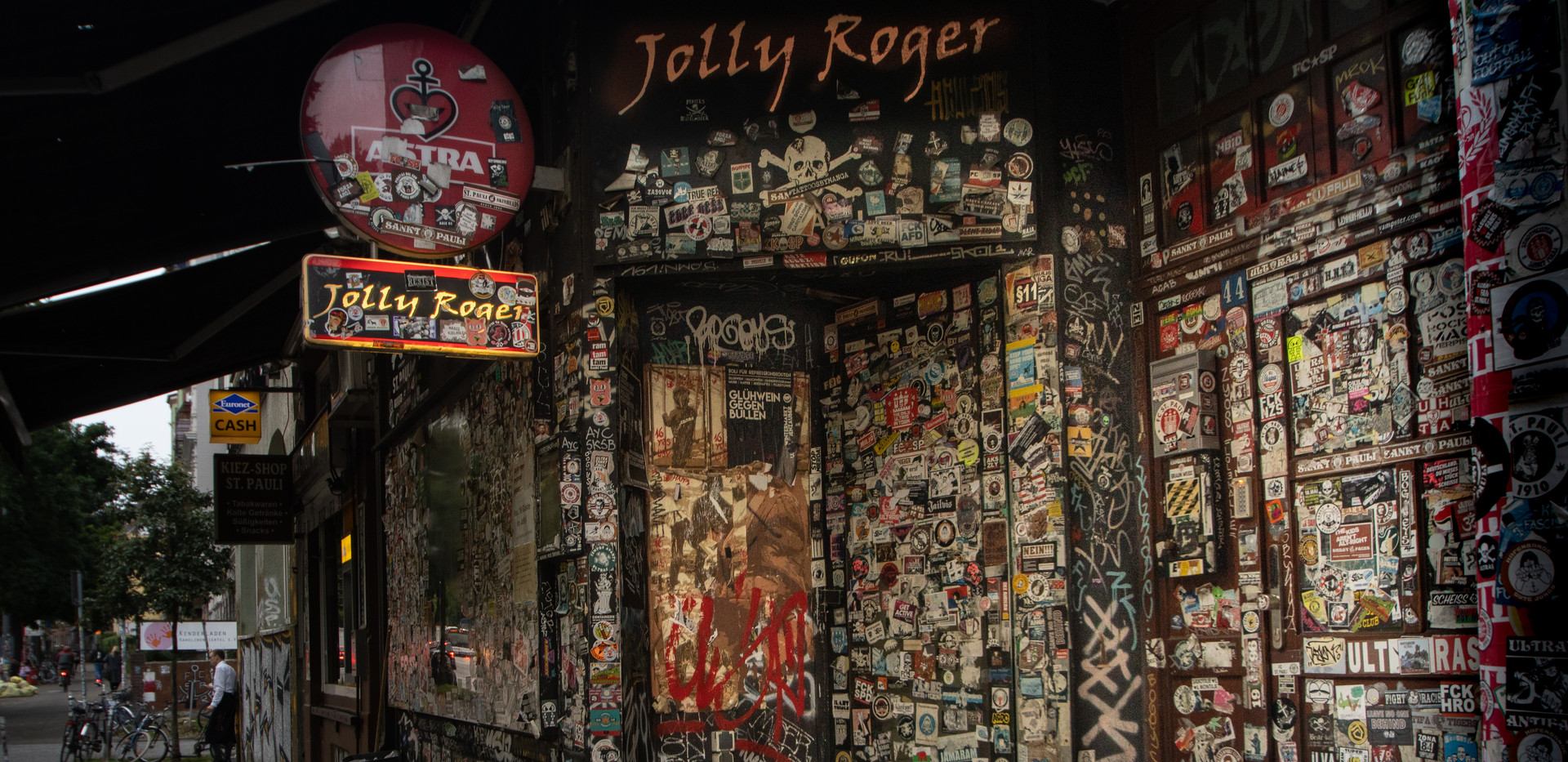 Hamburg, Jolly Roger Kneipe