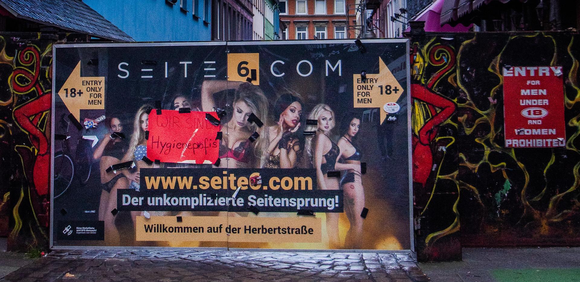 Hamburg, Herbertstraße