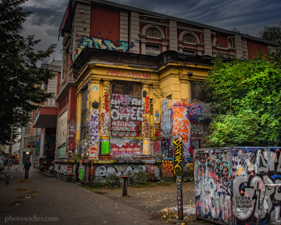 Hamburg / Rote Flora