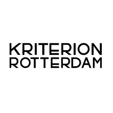 Logo Kriterion Rotterdam