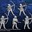 Thumbnail: Anglo-Scottish Elfs -Longbowmen