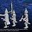Thumbnail: Turko-Mongol Elfs - Command group on foot