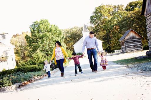 Kansas City family photography