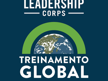 Última chamada para o Treinamento Global