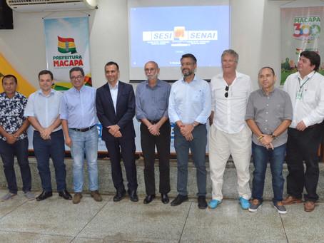 Prefeitura de Macapá discute criação de Plataforma de Biocombustível