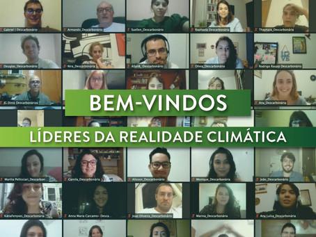 Bem-vindos Líderes da Realidade Climática