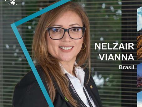 Nelzair Vianna é membro fundador da iniciativa lusófonaFórum Energia e Clima