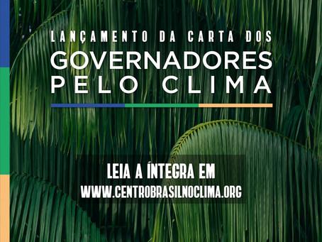 Carta de compromisso dos Governadores pelo Clima