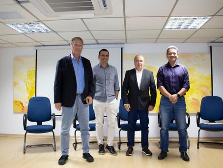 Avança o diálogo para a criação do Fórum Alagoano