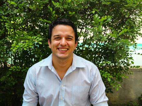 Douglas Gilglioti fala sobre a importância de abordar mudanças climáticas nas escolas