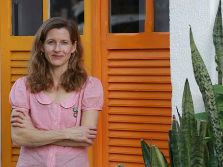 Karenna Gore na ação inter-religiosa