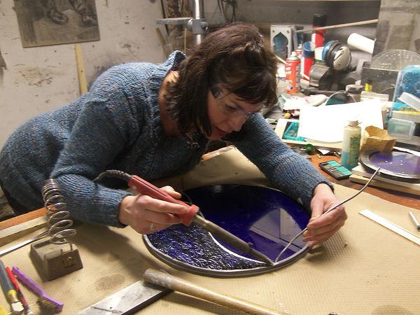 Kathryn Monks workshop.