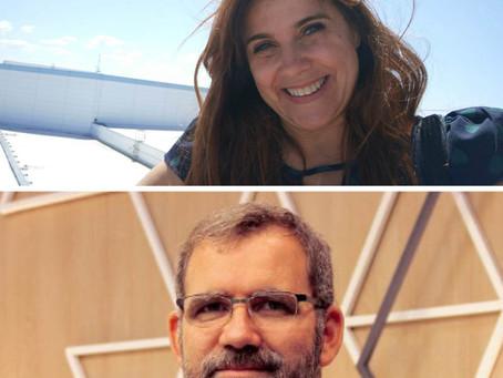 """Entre nessa conversa: Renata Moraes e Aurélio Souza falam sobre """"Soluções para Combater as Mudanças"""