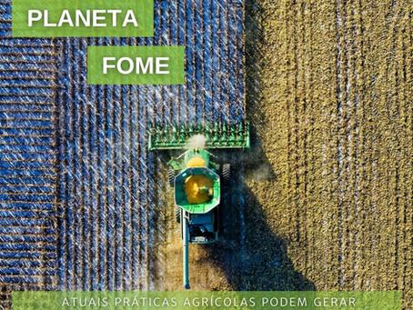Alfabetização Climática: Planeta fome