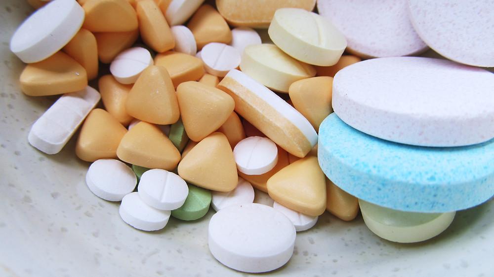 Pilule pour traiter le déficit d'attention