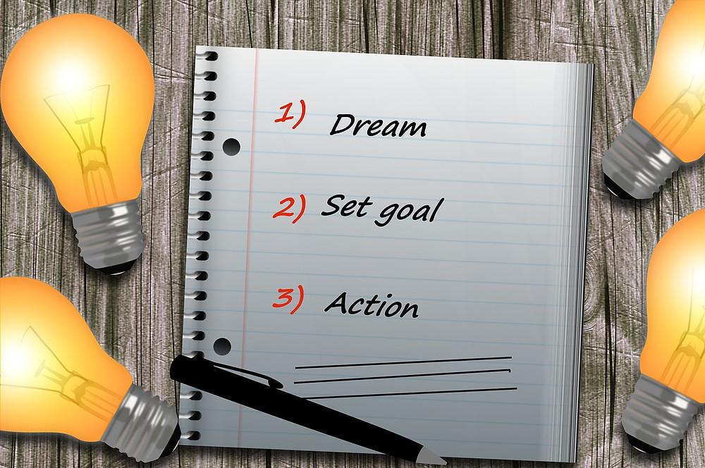 Gestion d'objectifs
