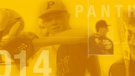 Triple Play Design creates look for local high school baseball team.