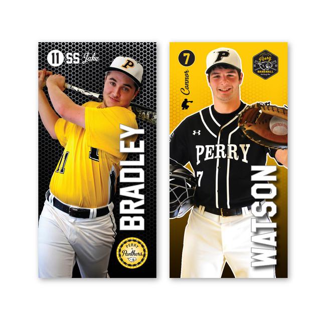 Client: Perry High School Baseball