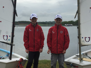 What a fantastic result for the Bewl Sailors at the Optimist Selections