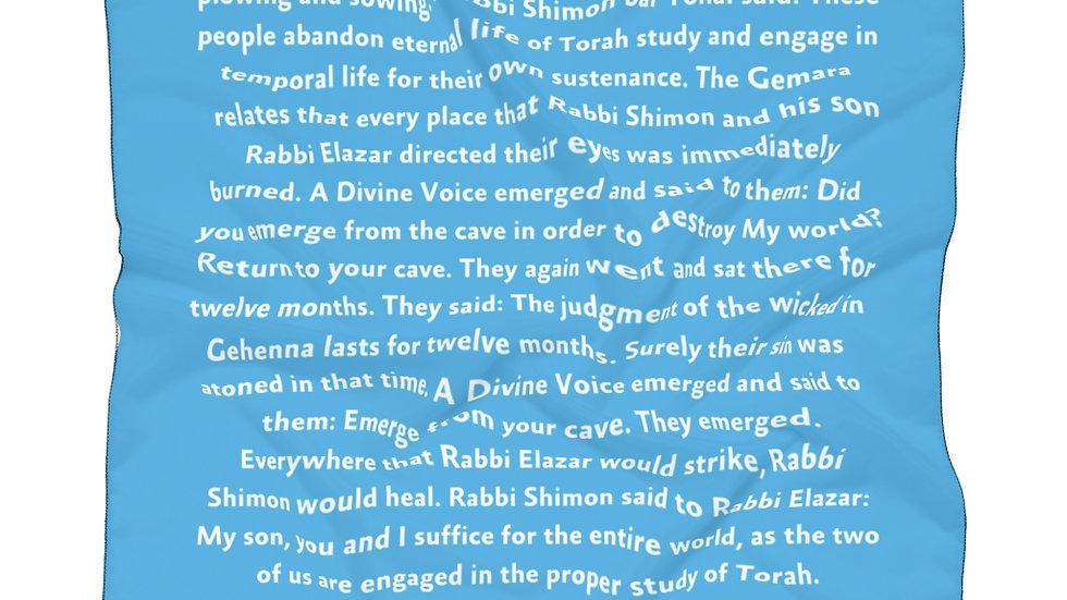 Talmud Scarf