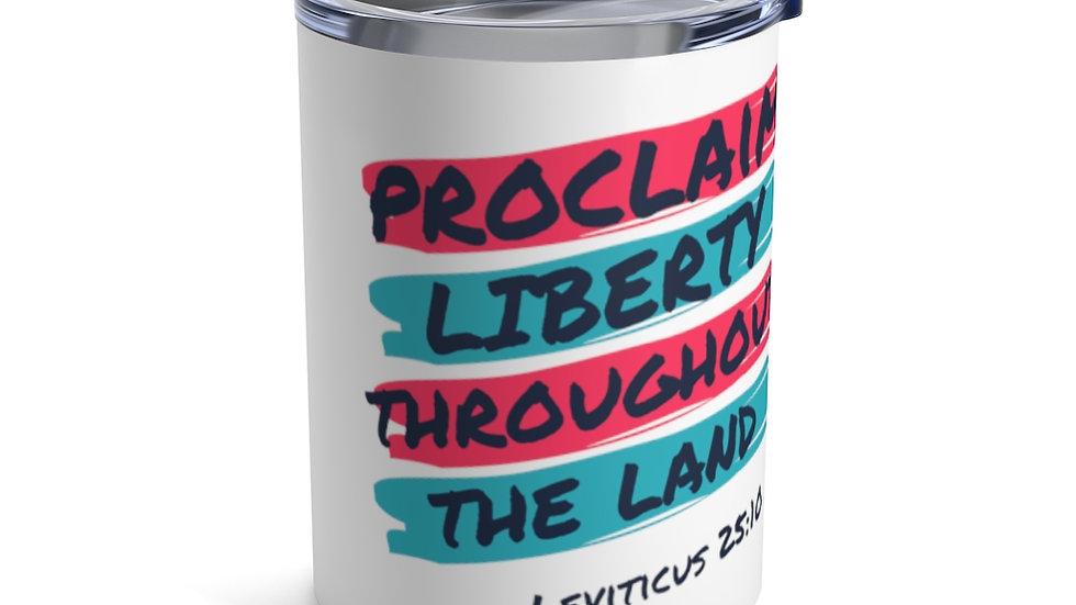 Proclaim Liberty Tumbler (10oz)