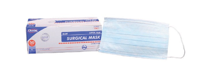 Surgical Masks with Loops