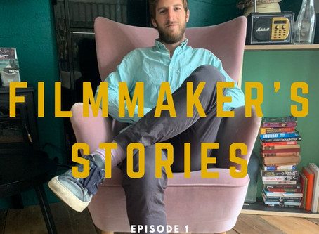 Podcast: Filmmaker's Stories - Jacob Migicovsky