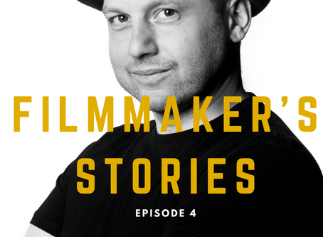 Podcast: Filmmaker's Stories - Bennett Arron