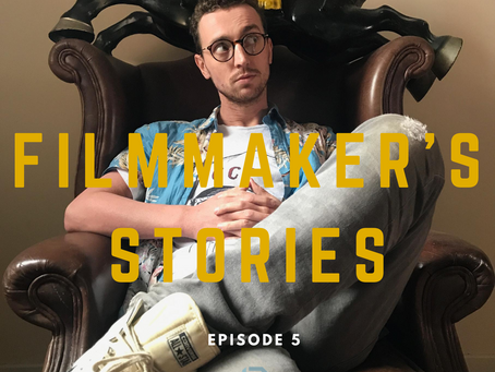 Podcast: Filmmaker's Stories - Graham Hughes