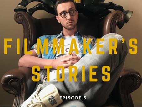 Podcast: Filmmaker's Stories - Graham Hughes