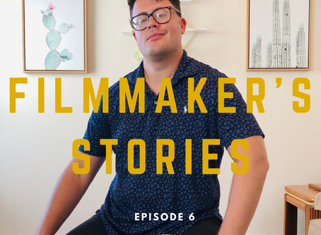 Podcast: Filmmaker's Stories - Evan Kidd