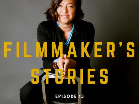 Podcast: Filmmaker's Stories - Scilla Andreen