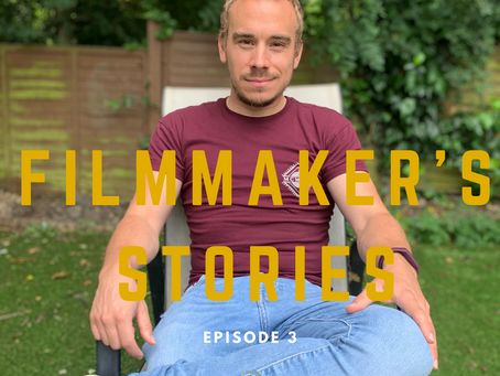 Podcast: Filmmaker's Stories - Luke Kaile