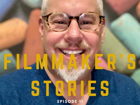 Podcast: Filmmaker's Stories - Jon Gann
