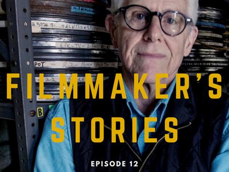 Podcast: Filmmaker's Stories - Preston Cato
