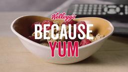Kellogg's Because Yum