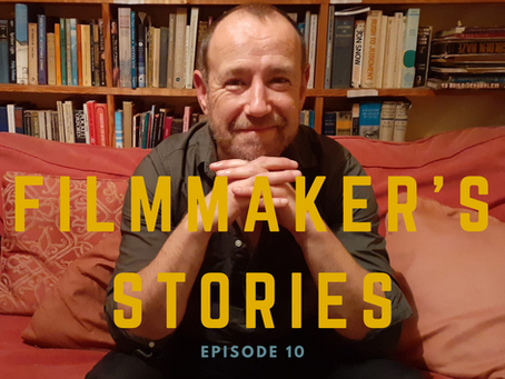Podcast: Filmmaker's Stories - Christian Dines