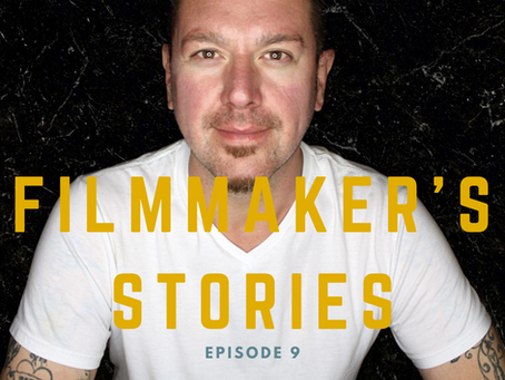 Podcast: Filmmaker's Stories - Steve Balderson