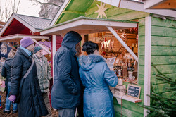 Weihnachtsmarkt Aussteller