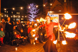Weihnachtsmarkt Events